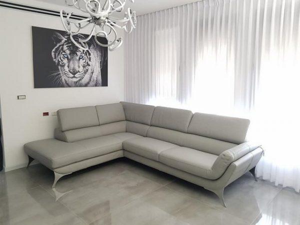 מערכת ישיבה פינתית לסלון
