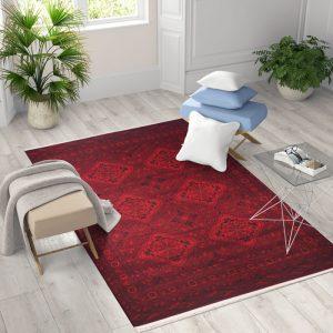 שטיח דגם Afghan 6920