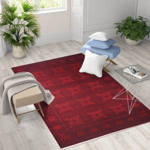 שטיח דגם Afghan 7143