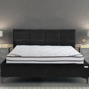 מיטה מרופדת קיוב