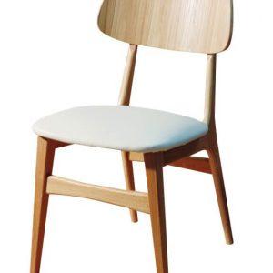 כסא דגם ברק מרופד