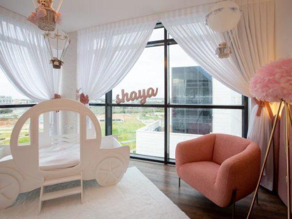 שטיח לחדר תינוק