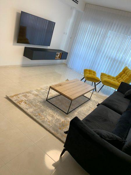 שטיח סלון מודרני