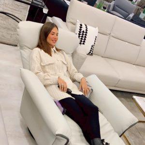 כורסא חשמלית דגם בברלי