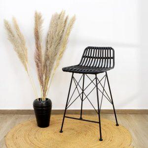 כסא דגם רובין שחור