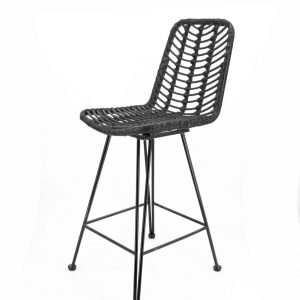 כסא דגם רובין שחור XL